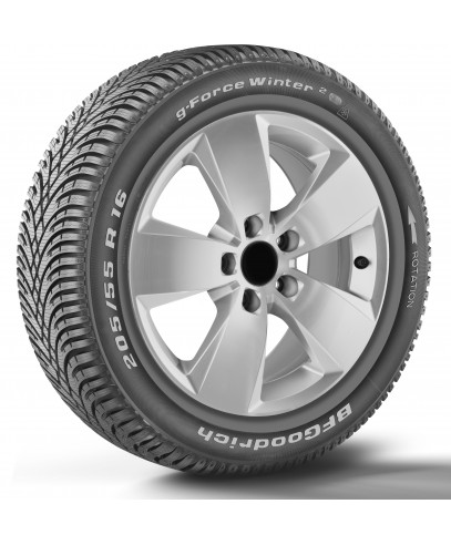 225/55R17 BFGOODRICH G-FORCE WINTER2 101H XL